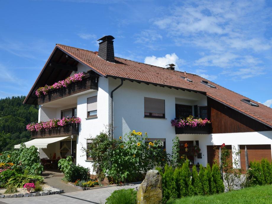 Unser Ferienhof Spiegel im Herzen der Rhön