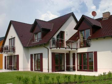 """Ferienhaus """"Storchenflug"""" in Göhren-Lebbin"""