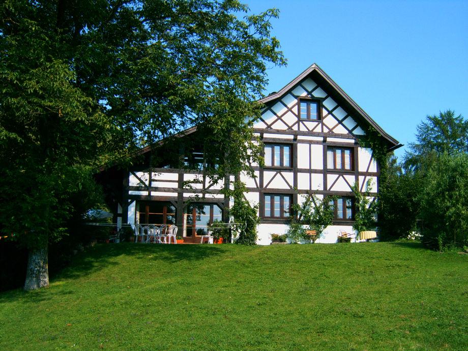 Birkenhof Westseite