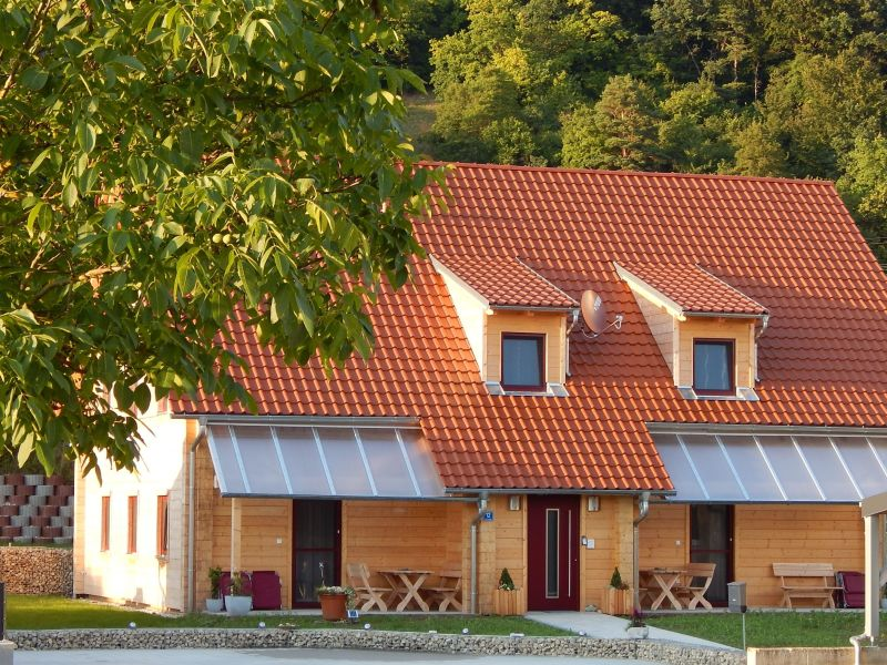 Holiday apartment Stark holiday cabin