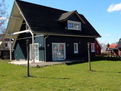 Blaues Haus - Ruhe & Entspannung in Seenähe