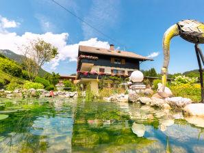 Ferienwohnung im Ferienhaus Lesch - Wohnung 1
