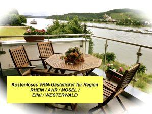 Ferienwohnung Rheinufer im Kurpark