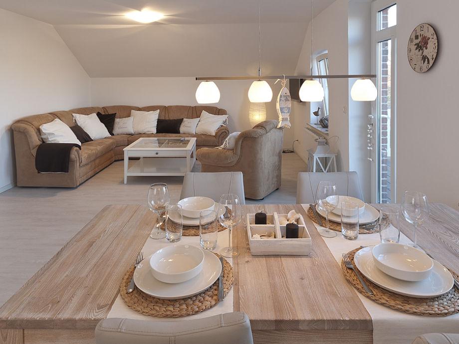 Oberdeck - Wohnzimmer