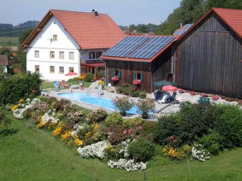 Ferienhof Ferienwohnung Sonnenblume