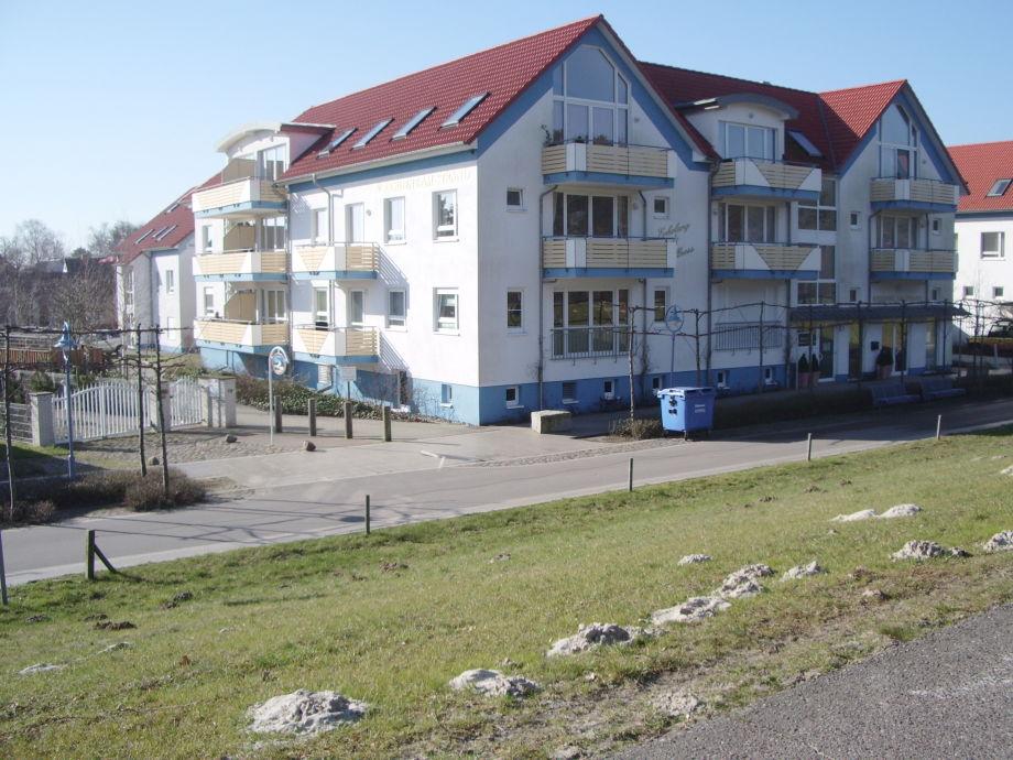 Residenz am Strand, Seestraße, Deich