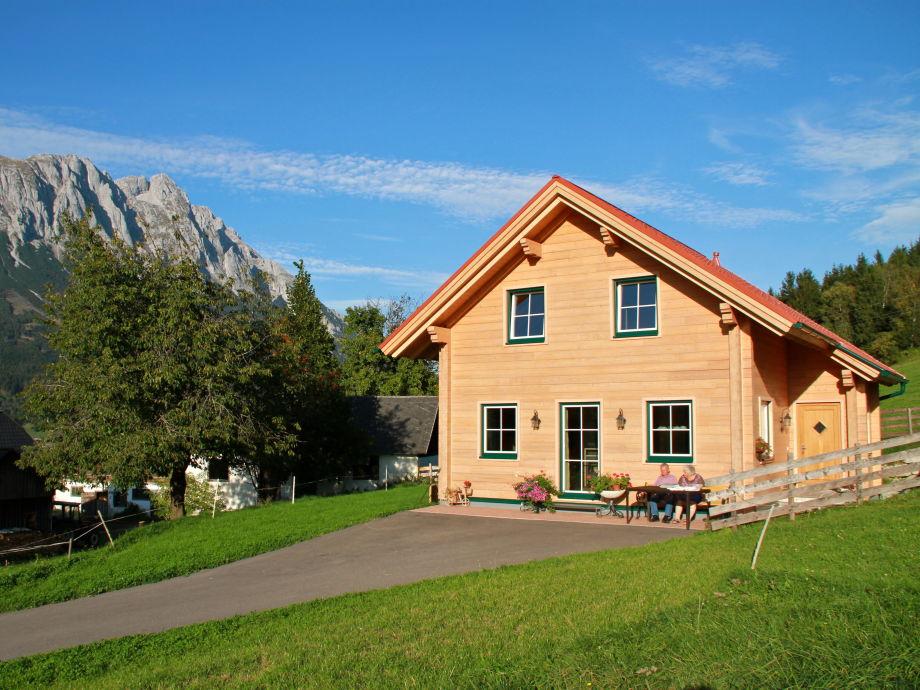 Ferienhaus Lechnerhof Sommer