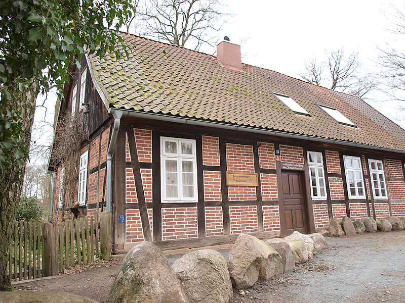 "Holiday apartment Alte Bauernkate - ""Heuboden"""