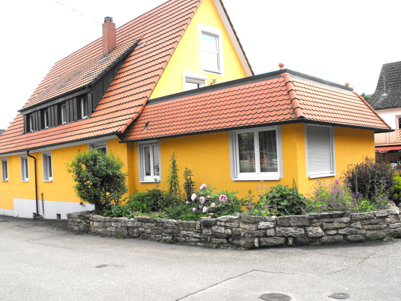 Holiday apartment Haus am Kirchbuck