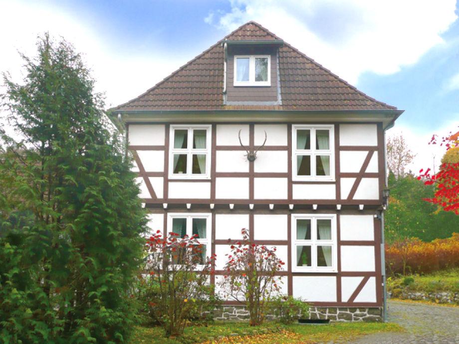 """Haus Ferienwohnungen """"Am Bergpark"""""""