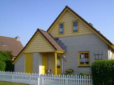 """Ferienhaus """"Strandperle 208"""" im Bungalowpark Strandslag"""