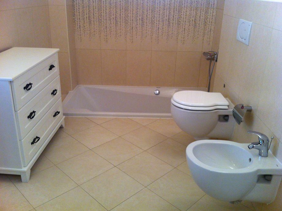 Eingelassene Badewanne apartment ferienhaus mit traumblick kroatien dalmatien familie