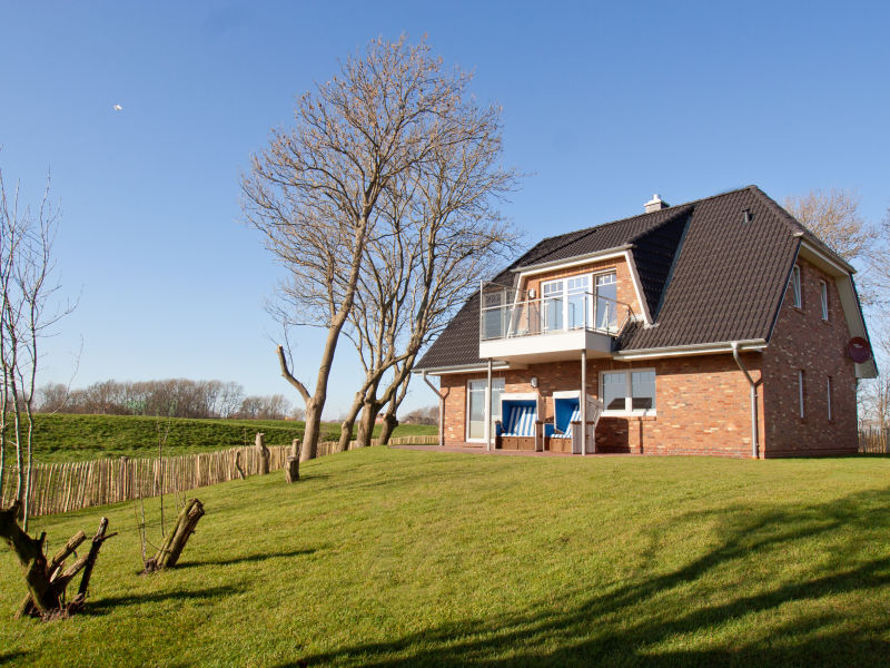 Villa North Sea 5 Stars Holiday House Vacation with dog, sauna, fireplace, fence