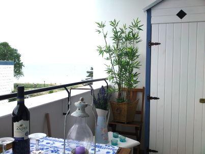 Smögen with sea view
