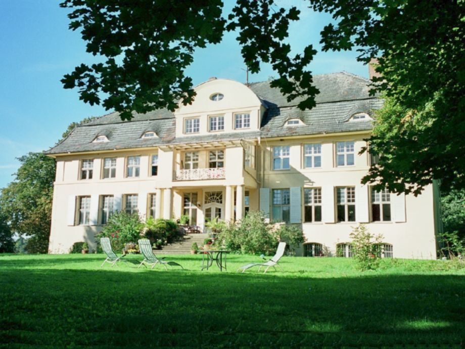 Herrenhaus auf Gut Büttelkow