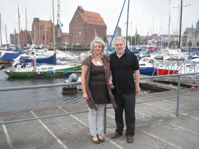 Ihr Gastgeber Friedhelm & Silvia Trawny