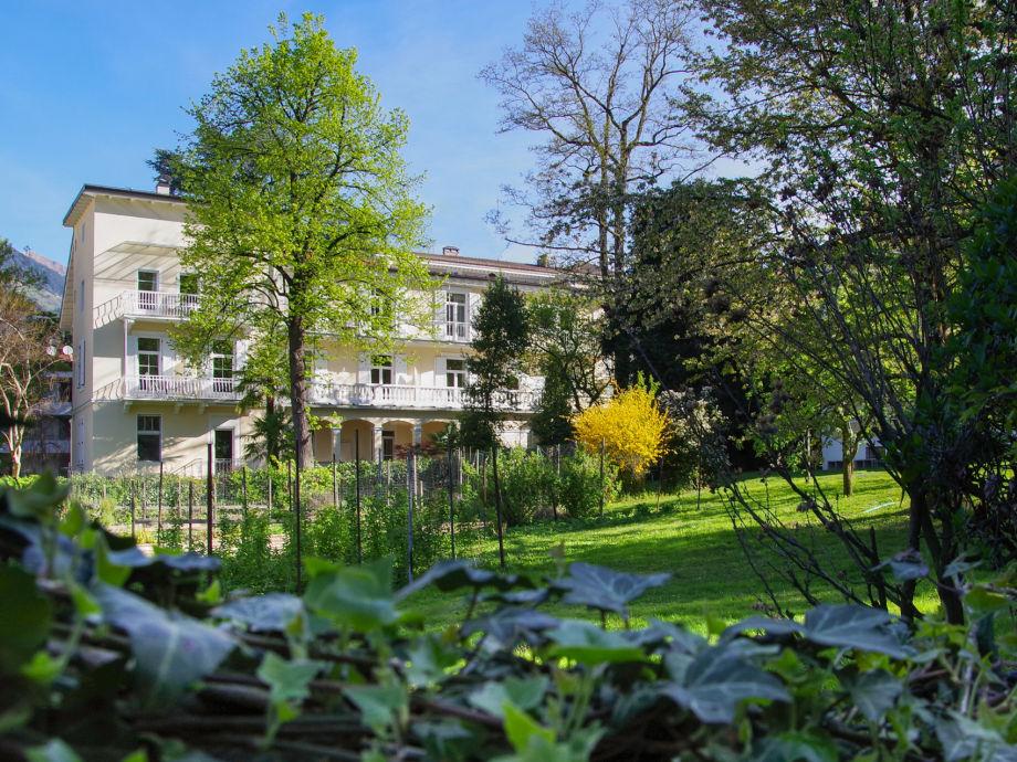 Außenaufnahme Residence Diana