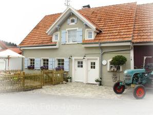 Ferienhaus historischer Schauberhof Bj. 1747