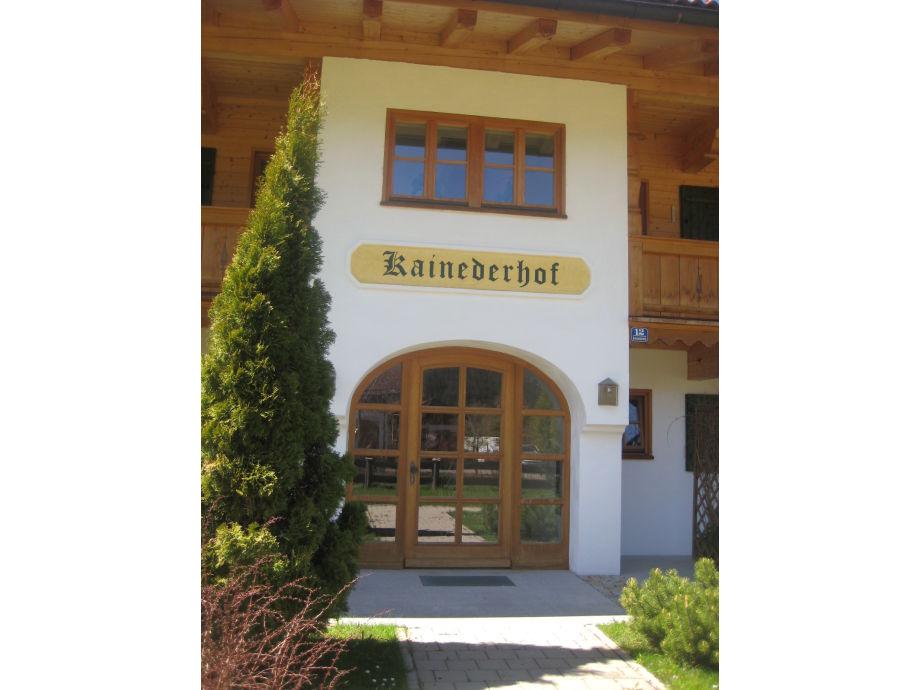 Eingang Kainederhof