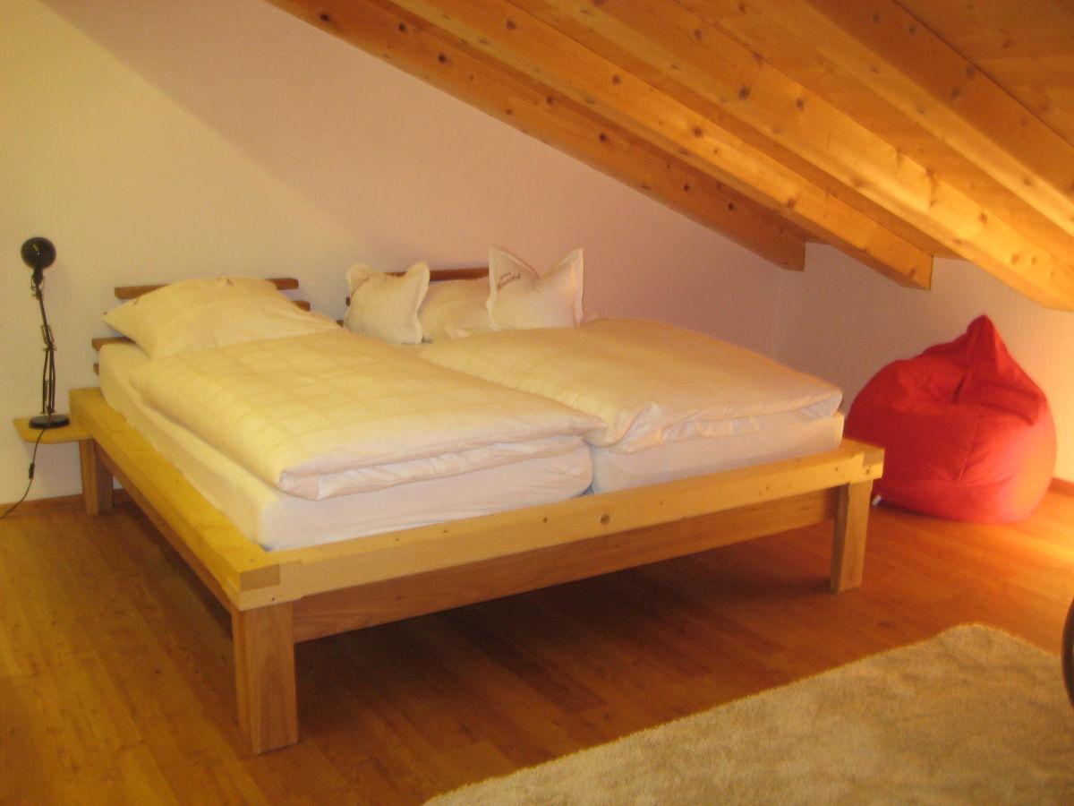 Ferienwohnung eberhardt kreuth frau margret eberhardt for Doppelbett kleines zimmer