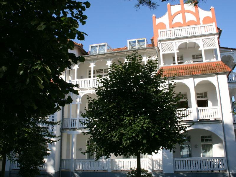Holiday apartment 12 in the Villa Strandidyll