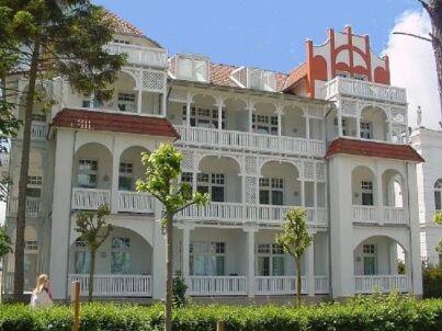 12 in der Villa Strandidyll