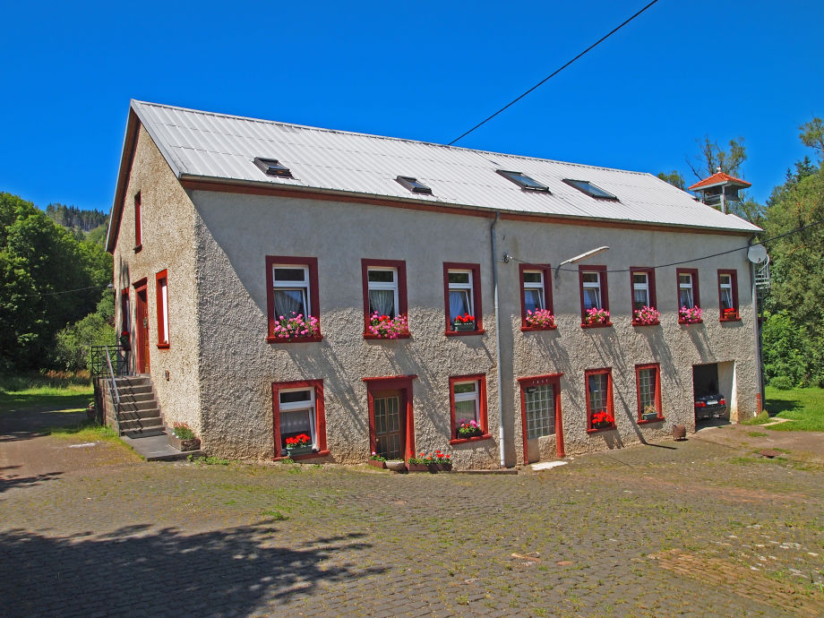 Ferienwohnung Pintenmühle im Obergeschoß