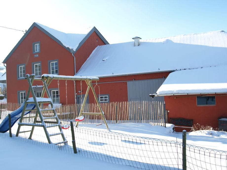 Eifel Dream Landhaus im Winter