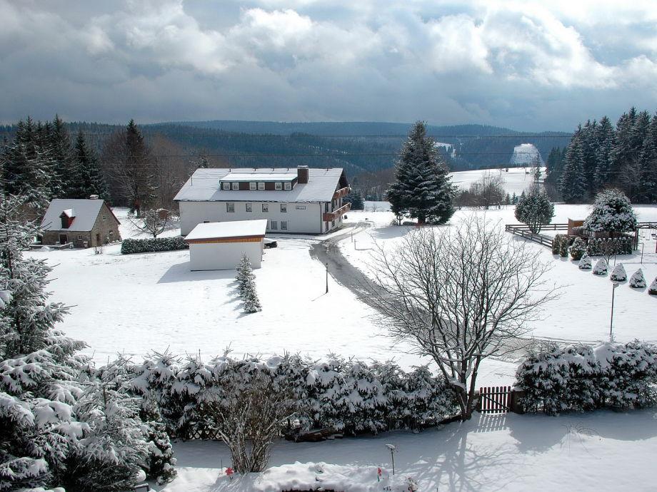 Blick auf Haus Rosenbühl