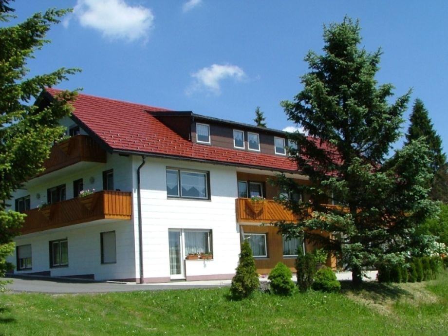 Haus Rosenbühl im Fichtelgebirge
