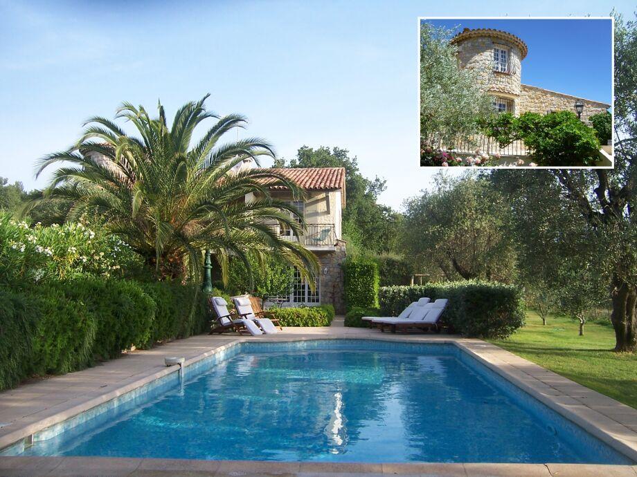 Ferienhaus mit Pool 10x4,5m