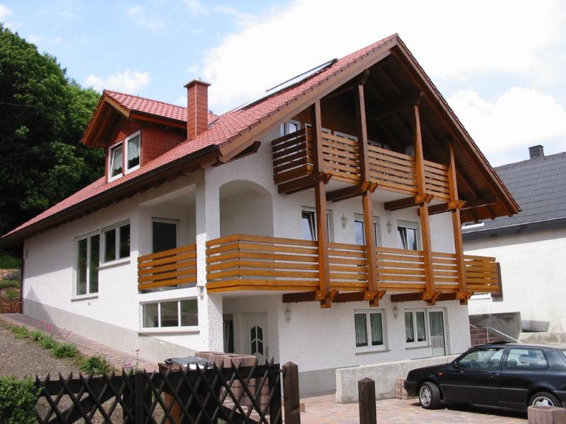 Ferienwohnung Wildrose im Gästehaus Hoffmann