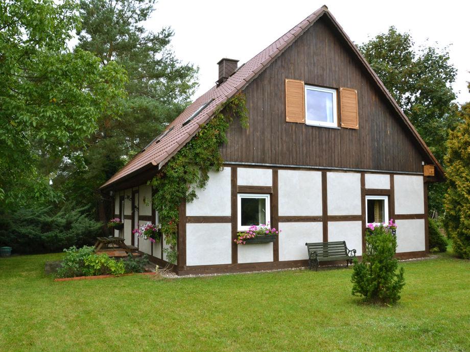 Freistehendes Landhaus in Mitten unberührter Natur