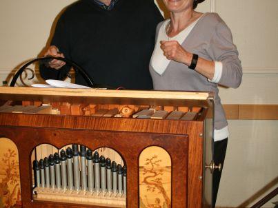 Ihr Gastgeber Walter und Doris Höfs