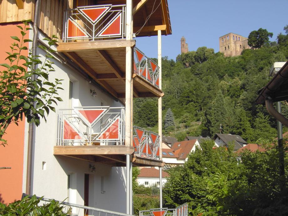 Blick Kloster Limburg