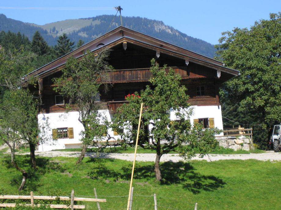 Berghütte Moser-Hütte