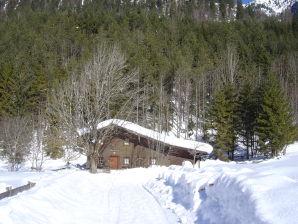 Berghütte Johannes-Hütte