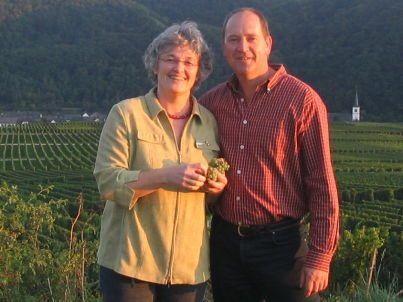 Ihr Gastgeber Margit & Paul Hoffmann