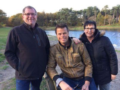 Ihr Gastgeber Marc und Joke van Duin