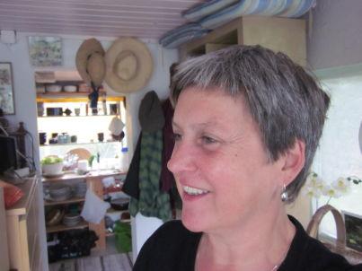 Ihr Gastgeber Petra Wittenberg