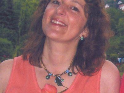 Your host Ilka Hoffmann
