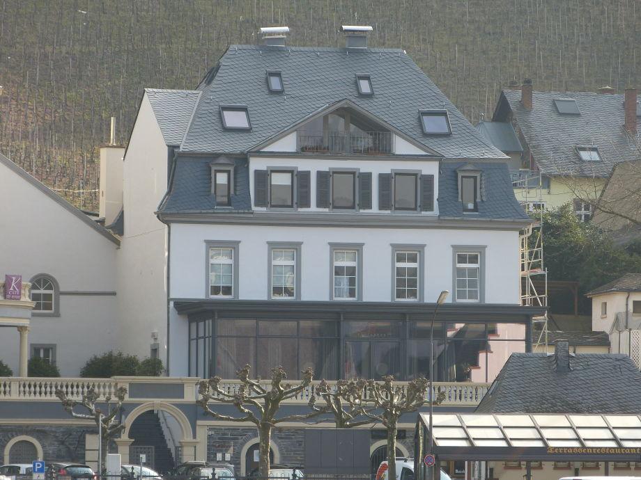 Außenaufnahme Am Stadtpalais / Burg Landshut