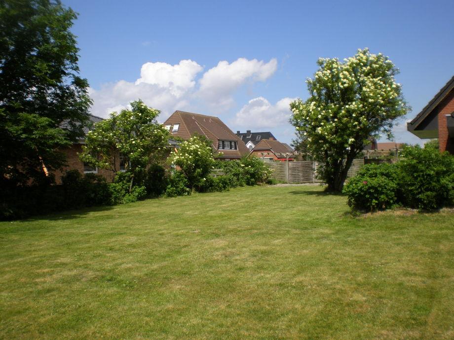 Großer Garten zur gemeinschaftlichen Nutzung