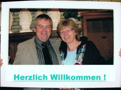 Ihr Gastgeber Beate und Hubert Pohlschmidt