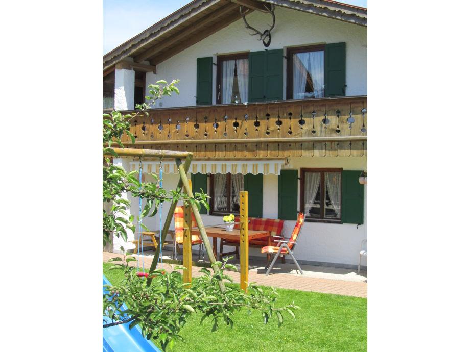 Ferienwohnung Haus Achner Alpenwelt Karwendel