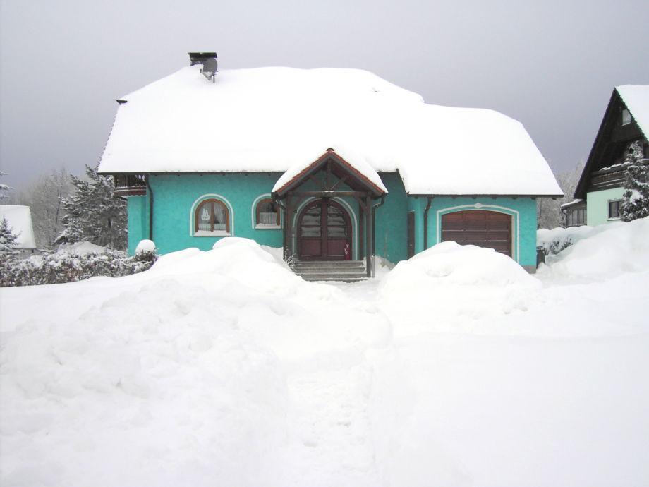 Winterlandschaft in Frankenheim