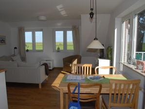 Ferienwohnung Seeblick im Ferienhaus Emma Arngast