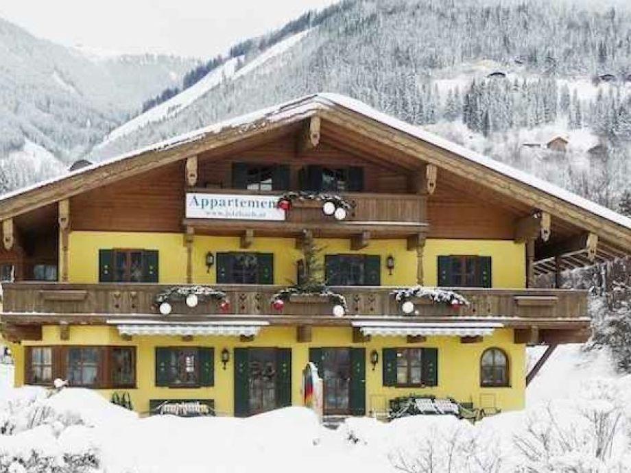 Winter Landhaus Jetzbach