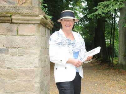Ihr Gastgeber Brigitte Sauer