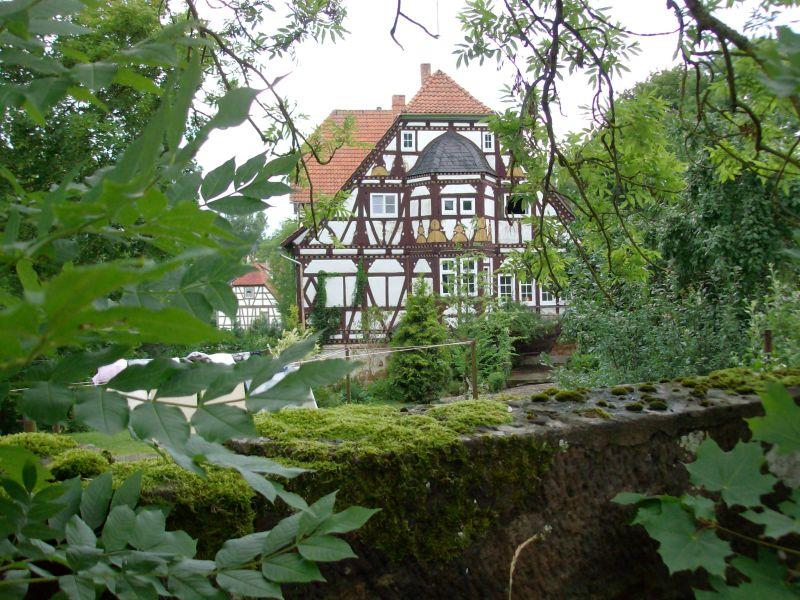 Holiday apartment 17. century framework house